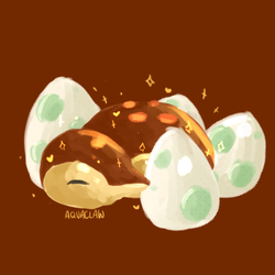 Cyndaquil by Watertrack