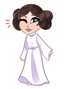 SW: May the 4th be with you! by sariasong64