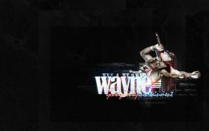 Lil' Wayne Wallpaper by demwarriors