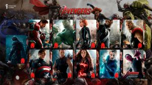 Avengers Age of Ultron (2015) Folder Icon #2 by sebasmgsse