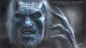 White Walker W.I.P. by robertmarzullo