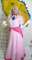 Super Princess Peach by Nafady