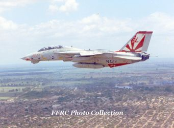 F-14A BuNo 161621 VF-111 NL-200 by fighterman35