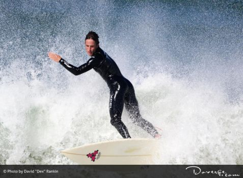 Surfer by Doverge