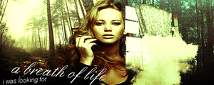 Breath of Life by yesterdays-childd