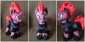 Tempest Shadow Plush by Burgunzik