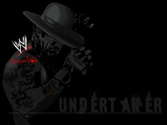 The Undertaker by akyanyme