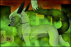 [Late B-Day Gift] :.Radioactive.: by D3D-S3C