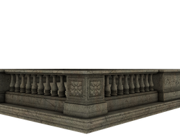 Balcony 003 PNG by neverFading-stock