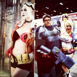 MegaCon 2016 - Meeting Kristen Hughey by AzraelFallen18