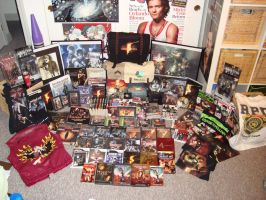 My Resident Evil Collection by Zombie-lover641
