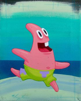 Patrick Star by TetraModal