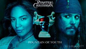 Pirates of the Caribbean 4 by yukina0077