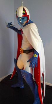 Gatchaman Mark Costume by MalottPro