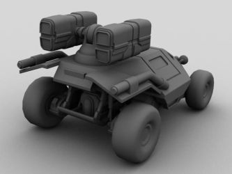 Nod Battle Buggy 02 by TheMightyZoidZilla