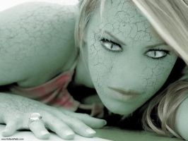 Kristanna Loken Reptile by Dader-tr