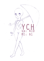 [CLOSED] YCH 2 Auction by DehSofa