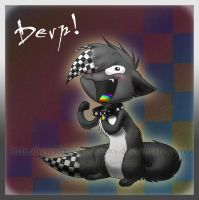 :Gift: Herp Derp by MoonyWings