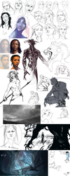 Sketchdump.12 by Remarin