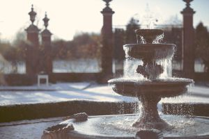 Fountain by sarahlouisejohnson