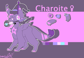 [REF]Charoite (Secondary Sona) by DespairGriffin