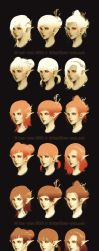 hair customization chart by len-yan