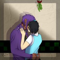[Christmas request] TheStevieBoy by weirdlioness