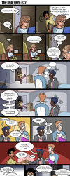 The Real Hero #27 by MrDataTheAwesome