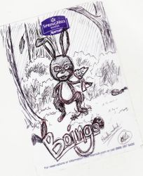 TheDevilHasBunnyEars by KKgirls