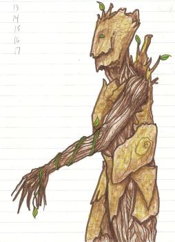 He Is Groot by SARS-08