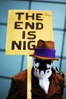 The End is Nigh by Seras-V