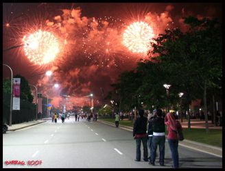 firework competition 2007 by barraq