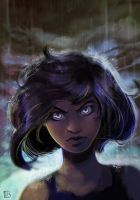 Storm ! by Celiarts