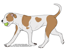 Downloadable: Pit bull lines by sazzy-riza