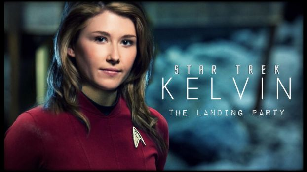 Star Trek Kelvin The Landing Party by jonbromle1