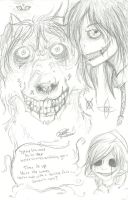 Random Creepypasta Stuff by RoomsInTheWalls