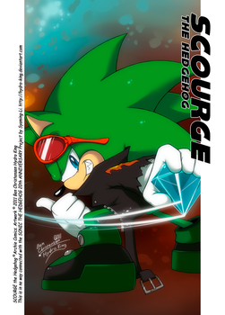 . SCOURGE . by Hydro-King