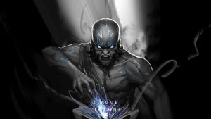 Ryze  Wallpaper by wacalac