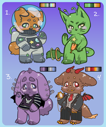 Point Adopts! [CLOSED] by DrFeelGoood