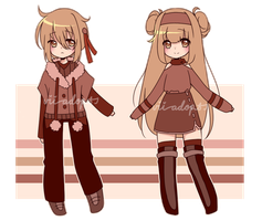 Cocoa Adopts | CLOSED by vii-adopts