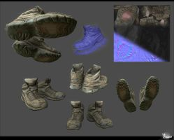 Rider boots by emaciate