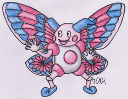Old Pokemon, New Type 20: Mr. Mime
