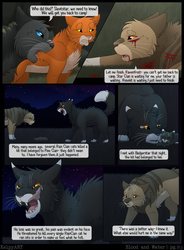 Warriors: Blood and Water - Page 83 by KelpyART