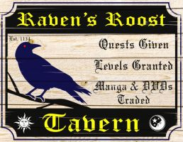 AFO 9 - Tavern Sign by damon-gear