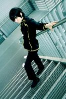 Lelouch Lamperouge - CG by LucilleSmiles