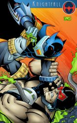 Batman: Knightfall by adampedrone8