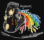 iSpport Day of Silence 042508 by shirononekojin