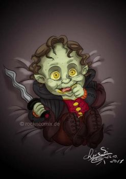 Baby Rumple by Otto-Chrissi