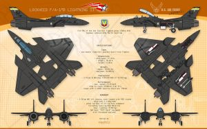 FA19D USAF - Profile by danyboz