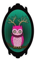 Weird Owl by weirdklown